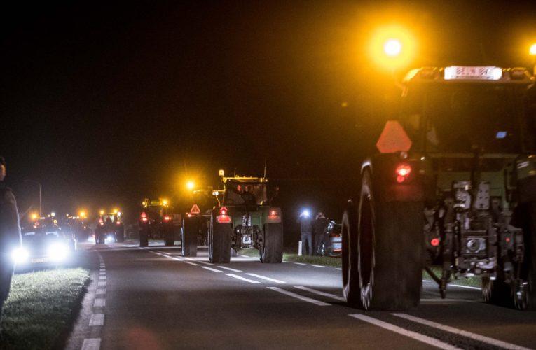 Groningse boeren naar Den Haag: 'Zonder ons kan de koning ook niks'