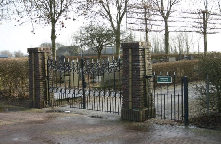 """Project """"Onderhoud monumenten Begraafplaats Niezijl"""""""