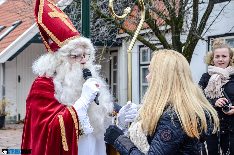 Intocht Sinterklaas – 2017