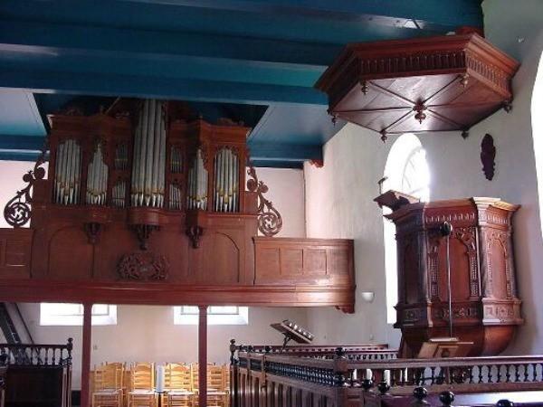 Kerk Niezijl gooit deuren open tijdens monumentenweekend