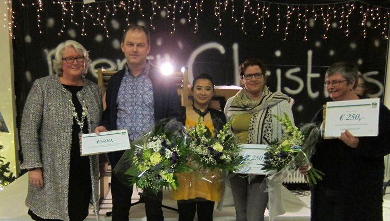 Leefbaarheidsprijs voor Stichting Dorpshuis Niezijl Het Schanshuus