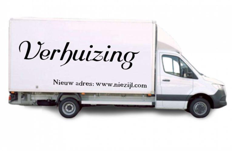 Verhuizing Website Niezijl