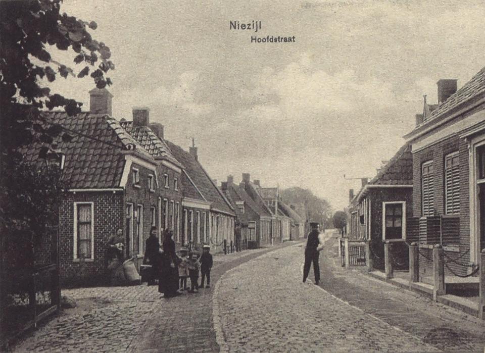 Hoofdstraat - 1915