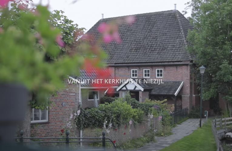 Een kijkje in het Kerkhuis van Sietze de Vries