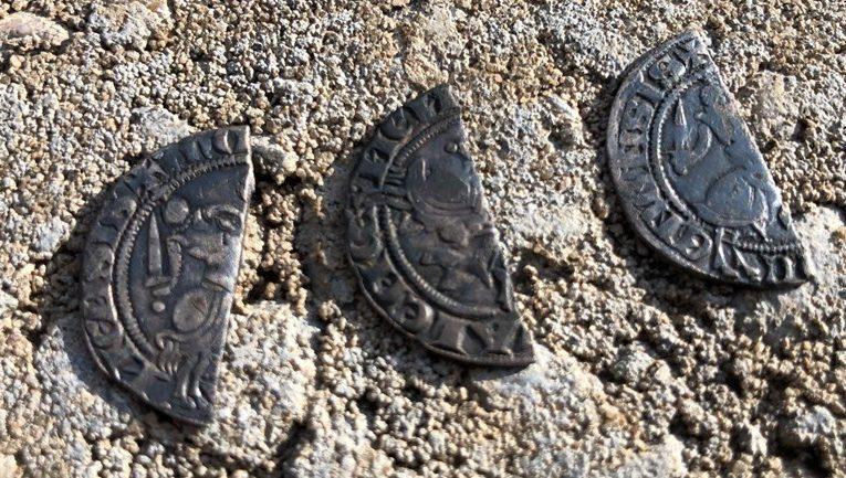 Eeuwenoude munten bewijzen: slag bij Noordhorn werd op een andere plek uitgevochten